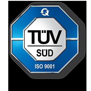 ISO 9001 certificate mark